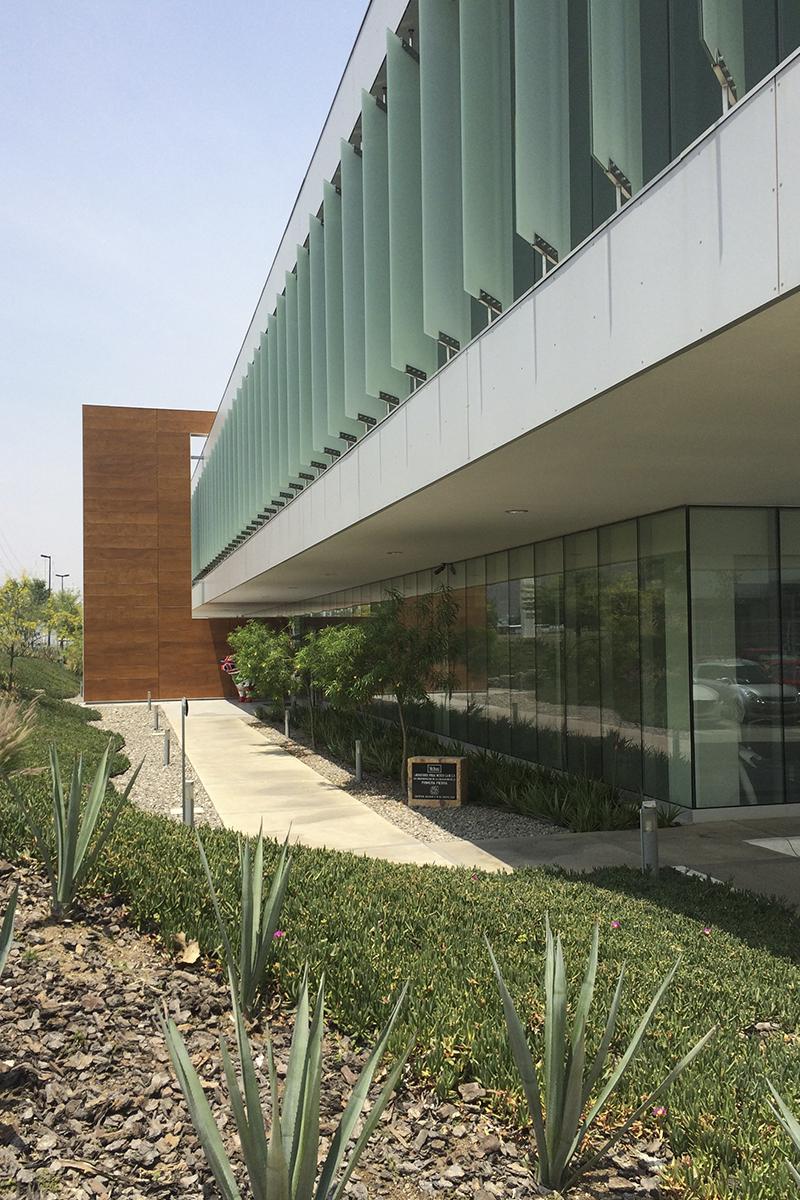 Nuevo Edificio Administrativo de Pfizer